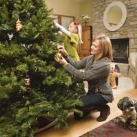 5 стилей как украсить елку на Новый год 2018 своими руками
