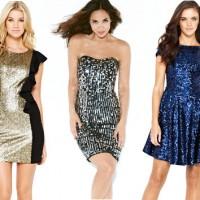 Самые модные платья для празднования Нового года 2019