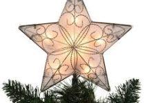 верхушка новогодней елки