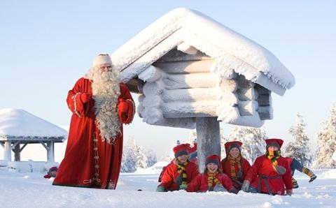 Лапландия на новый год